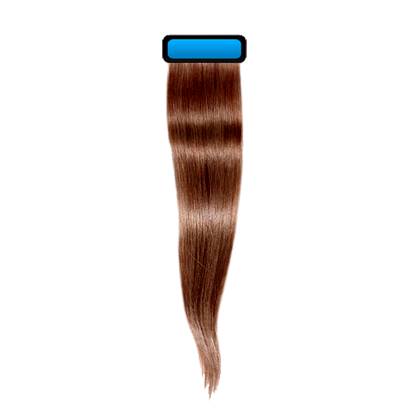 Mousy Brown 18 Inches Straight The Cutting Box Bocking